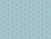 picture of arabic  - Arabic Abstract Seamless Ornament - JPG