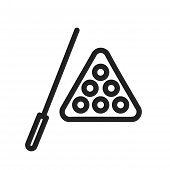 image of snooker  - Billiard - JPG