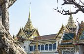 foto of palace  - The Grand Palace is a complex of buildings at the heart of Bangkok - JPG