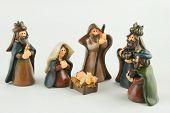 Nativity Scene Alpha