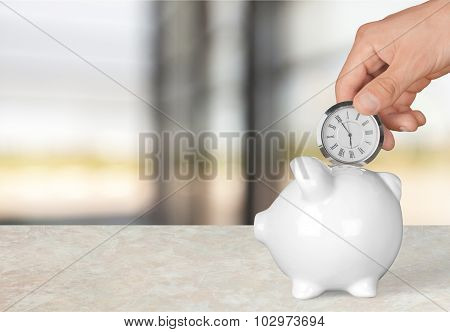 Time is MoneyTime.