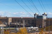 Irkutsk Hydroelectric Station