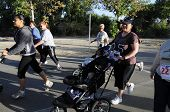 Mothers With Strollers