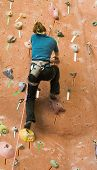 Rock Climbing Series A 17