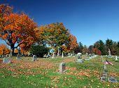 Cementerio de caída