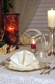 Placesetting formal