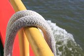 Rope on the Ferry