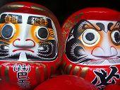 Daruma Dolls/Japan