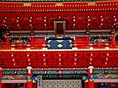 Kanda Myojin Temple Tokyojapan