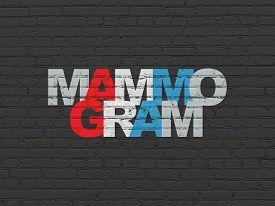 pic of mammogram  - Health concept - JPG