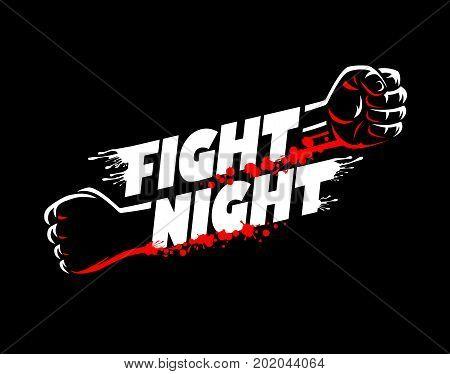 Fight night mma