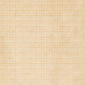 image of graph paper  - Old sepia graph paper square grid background - JPG