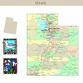 Usa States Series: Utah