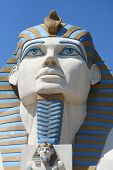 Large Sphynx At The Luxor In Las Vegas