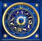 Zodiac Blue