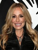 LOS ANGELES - JAN 10:  Taylor Armstrong arrives to Los Angeles Premiere of