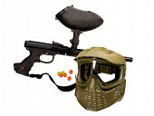 Paintball Gun  Recreation