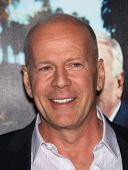 LOS ANGELES - MAR 22:  Bruce Willis arrives to 'His Way' Los Angeles Premiere  on March 22, 2011 in