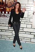 LOS ANGELES - APR 11:  Lolita Davidovich arrives to