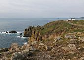 Land's End The most western point of UK
