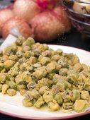 Homemade Fried Okra