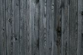 Grunge Texture Of Gray Old Wooden Fence. Gray Background Of Shabby Wooden Boards, Planks. Surface Of poster