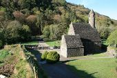 Old Rural Irish Church