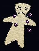Vecto Voodoo Doll Three