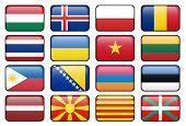 Web Language Icon Set 3