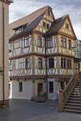 Haus Der Vier Gekrönten In Wertheim