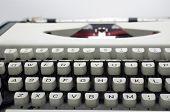 Typewriter Message