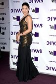 LOS ANGELES - DEC 16:  Jordin Sparks arriving at the VH1 Divas Concert 2012 at Shrine Auditorium on