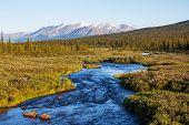blue river,Alaska