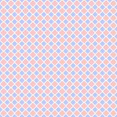 Seamless Pink & Blue Pattern
