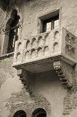 Famous Balcony Of Juliet(Verona,Italy)
