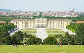 Schonbrunn Palace, Wienna, Austria