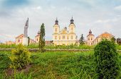 Kremenets (Ukraine) - The complex of the Jesuit Monastery and Seminary, former Krzemieniec Lyceum buildings