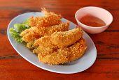 Shrimp Fritter