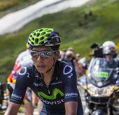 The Cyclist Nairo Alexander Quintana Rojas