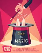 picture of wizard  - Just a magic trick - JPG