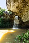 Tropical Waterfall Sang Chan