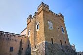 Norman Swabian Castle. Mesagne. Puglia. Southern Italy.