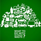 image of waste management  - waste - JPG