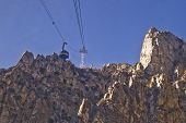 Tramway To Mount San Jacinto State Park In Palm Springs