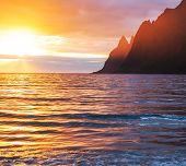 Senja island,Norway