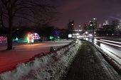 Walkway into Niagara