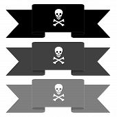 Pirate banners