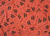 Ticket Background