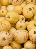 Fresh Organic Pepino Melon