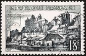 Uzerche Stamp